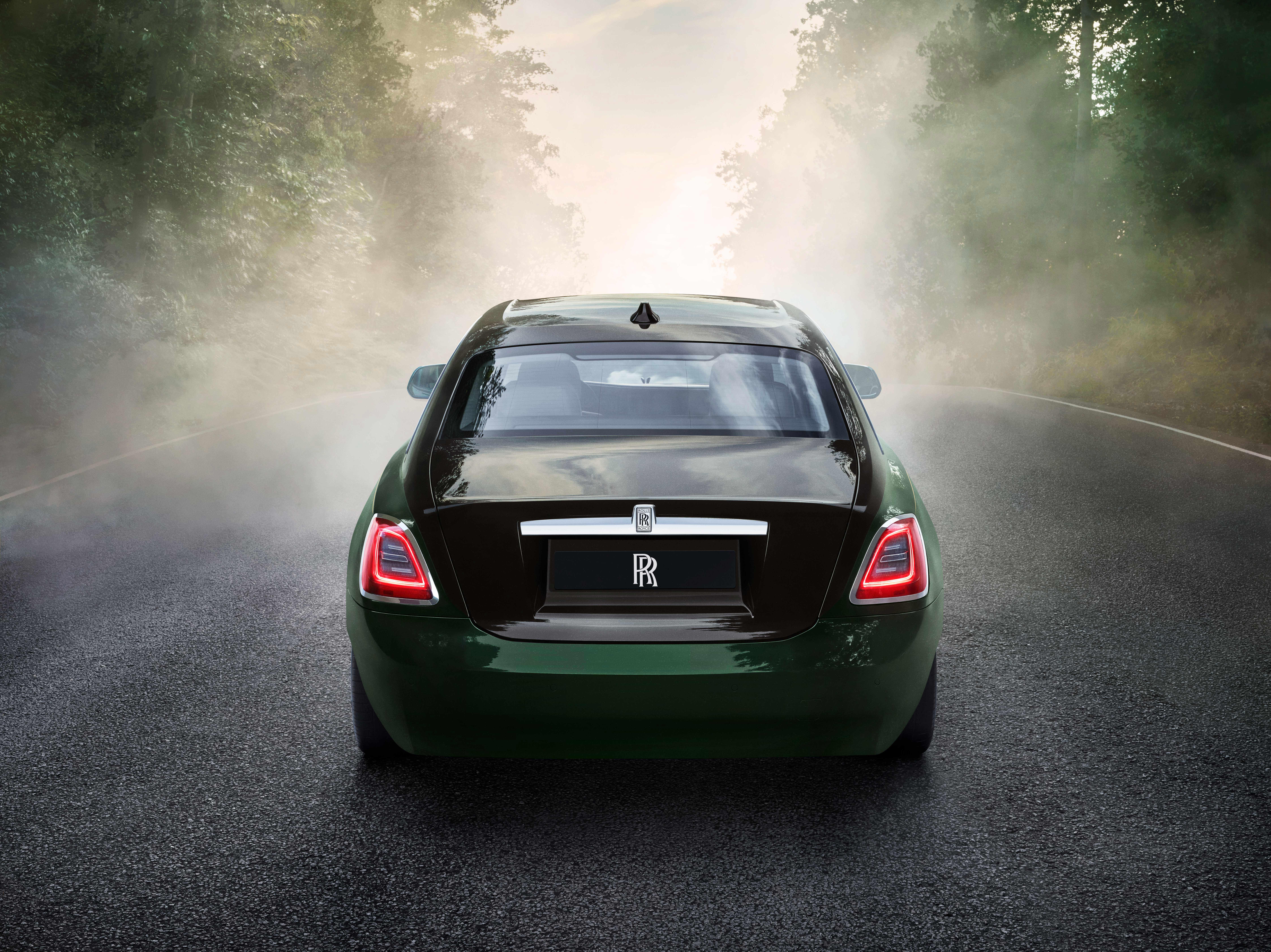 New Rolls Royce Ghost New Ghost